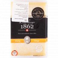 Сыр твердый «Люстенбергер 1862» фруктово-пряный, 50%, 150 г