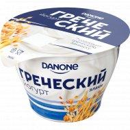 Йогурт «Греческий» 3.4%, злаки, 230 г.
