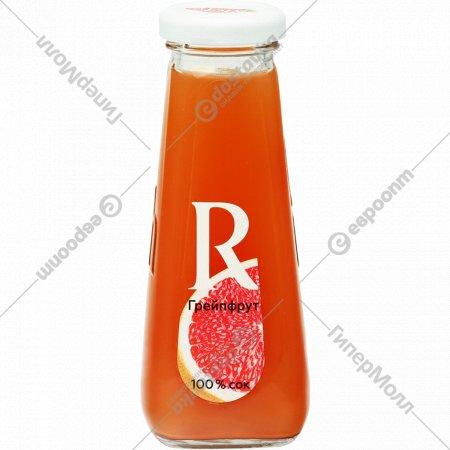 Сок «Rich» грейпфрутовый 0,2 л.