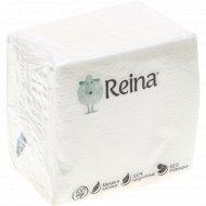 Салфетки бумажные «Reina» однослойные, 100 шт.