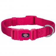 Ошейник для собак «Premium Collar» 35смх10мм, фуксия.