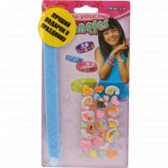 Игрушка-набор «Веселые браслетики» для детского творчества.