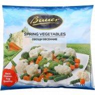 Овощи весенние «Bauer» 400 г