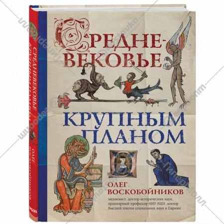 Книга «Средневековье крупным планом».