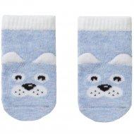 Носки детские «Conte kids» светло-голубые, размер 8.