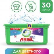 Капсулы для стирки «Ariel» Все в 1 PODs, Color, 30 шт