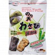 Снеки из морской капусты «Маруэсу» с васаби, 27 г