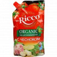 Кетчуп томатный «Ricco» Pomodoro Speciale с чесноком, 350 г.