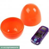 Машинка в яйце «Технопарк» SB-16-63-CDU
