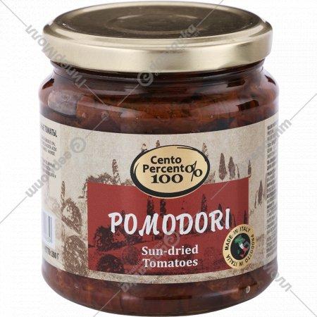 Вяленые томаты «Cento Percento» 280 г