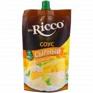 Соус «Mr. Ricco» сырный, 210 г.