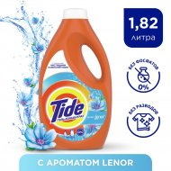 Капсулы для стирки «Tide» touch of lenor fresh, 1.82 л.