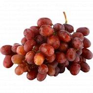 Виноград красный, 1 кг., фасовка 0.6-0.8 кг