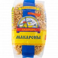 Макаронные изделия «Лидские» пружинки, 550 г.