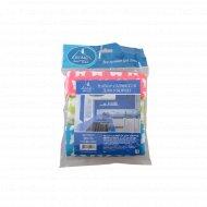 Набор салфеток для уборки текстильных микрофиба 3 шт., 30 Х 30 см.