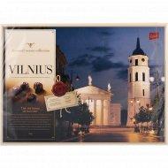 Набор конфет «Vilnius» с черным шоколадом, 382 г
