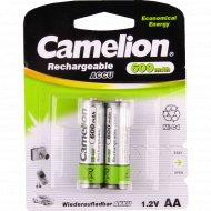 Аккумулятор«Camelion», АА, 600 mAh / BP2.