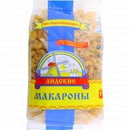 Макаронные изделия «Лидские» рожки рифленые, 550 г.