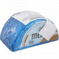 Сыр полутвердый «Memel Blue» с плесенью, 50%, 1 кг, фасовка 0.2-0.25 кг
