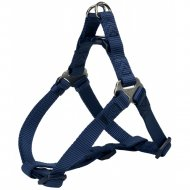 Шлея для собак «Premium One Touch harness» р.S, индиго.