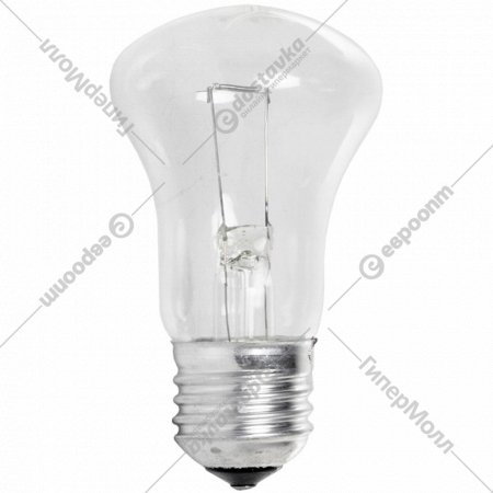Лампа накаливания «Гриб» 40W, E27.