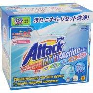 Порошок стиральный KAO «Attack Multi-Action», 900 г.