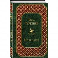 Книга «Отцы и дети» И.С. Тургенев.