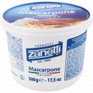 Сыр мягкий «Маскарпоне» 75%, 500 г