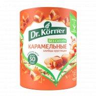 Хлебцы хрустящие «Dr. Korner» кукурузно-рисовые, 90 г.