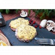 Свинина с грибами, 2 штуки, 285 г.