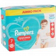 Подгузники-трусики «Pampers Pants» размер 7, 17+ кг, 40 шт.