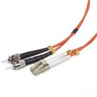 Сетевой кабель оптический «Gembird» CFO-LCST-OM2-10M