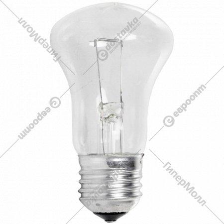 Лампа накаливания «Гриб» 75W, E27.