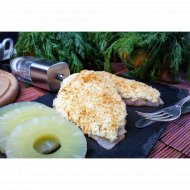 Филе птицы с ананасом, 2 штуки, 250 г.