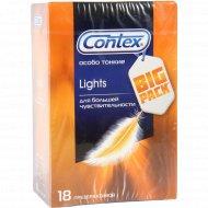 Презервативы «Contex» Lights особо тонкие, 18 шт.