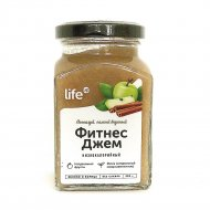 Фитнес джем «LifeUP» яблоко с корицей, 230 г.