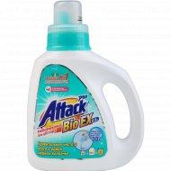 Жидкий стиральный порошок KAO «Attack BioEX» концентрированный, 900 г.
