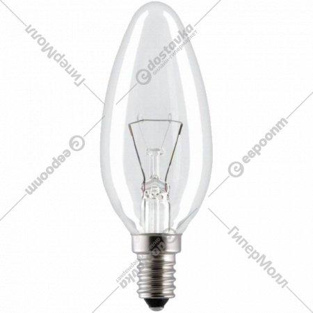 Лампа накаливания «Свеча» 60W E14.
