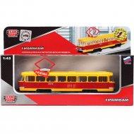 Машинка «Трамвай»