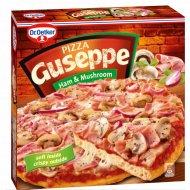 Пицца «Guseppe» ветчина и грибы 425 г