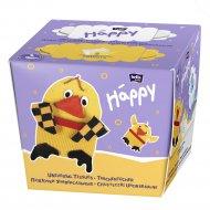 Платочки «Bella baby Happy» цыпленок, 40+40 шт.
