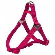 Шлея для собак «Premium One Touch harness» р. XS-S, фуксия.