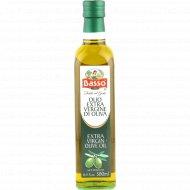 Масло оливковое «Basso» нерафинированное, 0.5 л.