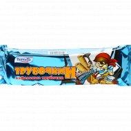 Вафельные трубочки «Трубочкин» с молочно-шоколадной начинкой, 170 г.