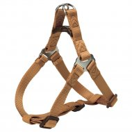 Шлея для собак «Premium One Touch harness» р.М, карамель.