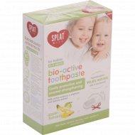Зубная паста для детей «Splat Baby» яблоко-банан, 40 мл.
