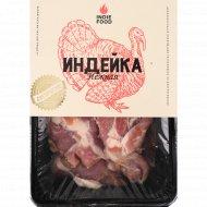 Полуфабрикат из мяса птицы «Филе бедра индейки» охлажденное, 1 кг., фасовка 1.15-1.2 кг