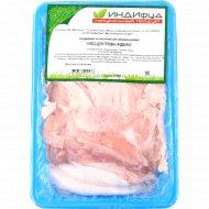 Полуфабрикат из мяса птицы «Мясо для плова индейки» охлажденный, 1 кг., фасовка 0.65-1 кг