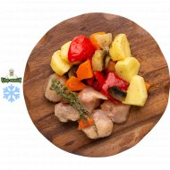 Полуфабрикат из овощей «Быстрый ужин» 500 г.