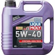 Масло моторное «Liqui Moly» Synthoil High Tech, 5W-40, 2194, 4 л